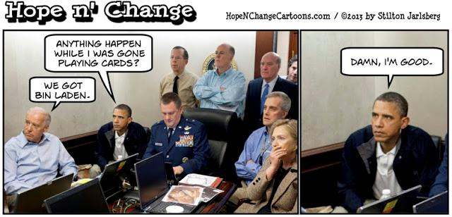 Situation Room | The Strident Conservative Obama Bin Laden Situation Room