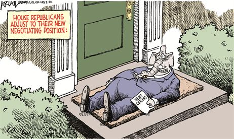 Republican position debt ceiling