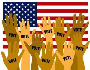 vote-hands-raised