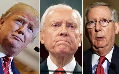 Orrin Hatch is a Favorite of Trump and McConnell, but not Utah voters