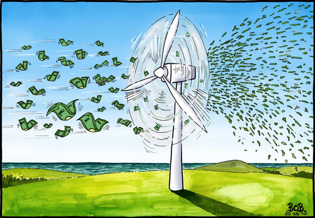 Technology Management Image: In Cape Cod And Elsewhere, Wind Energy Is Dead In The